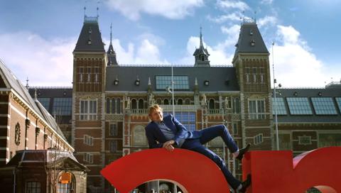 Holland. The Original Cool.